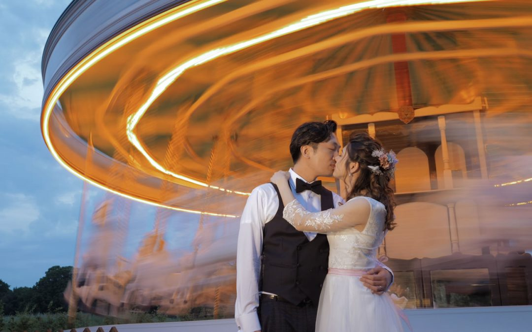 Wedding Videography by The Captured Picture Company