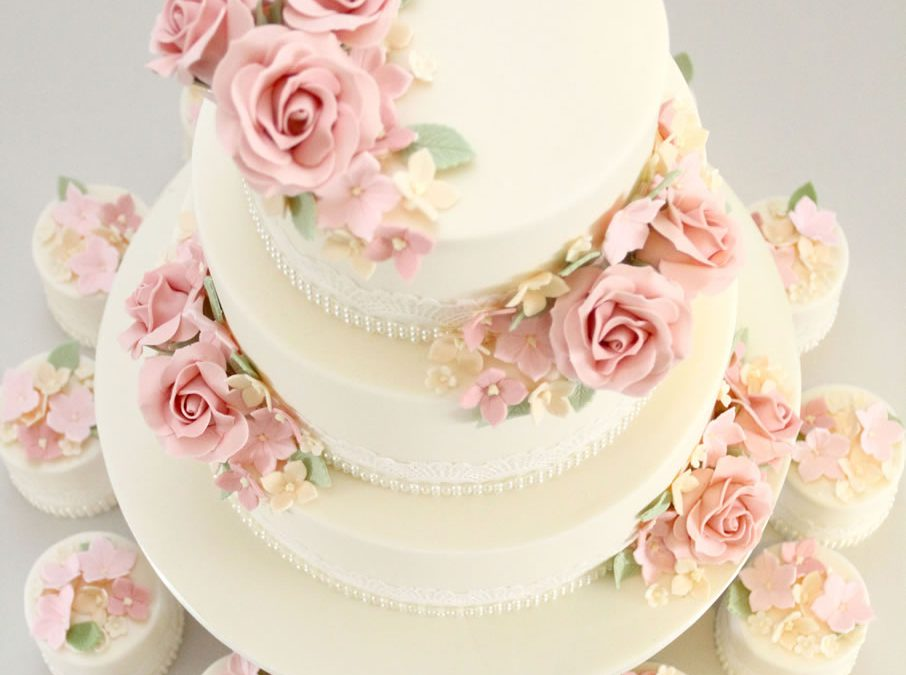 Beautiful Wedding Cakes by Shelley's Cakes