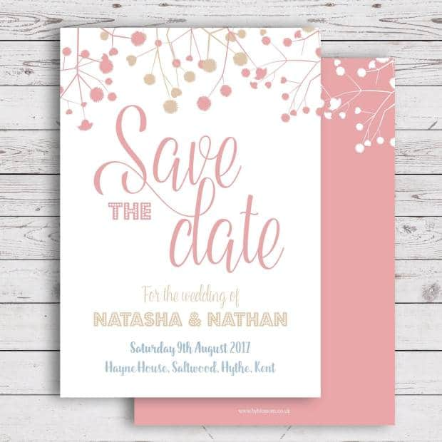 THREE WAYS TO CHOOSE A STYLE FOR YOUR WEDDING STATIONERY